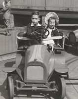 The Turnpike originally had gasoline powered cars and then they got electric cars.