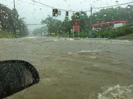 Route 51 in Pleasant Hills