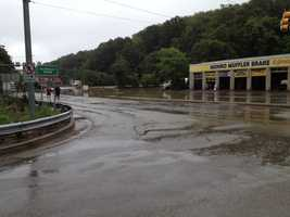 Route 88 at McNeilly Road