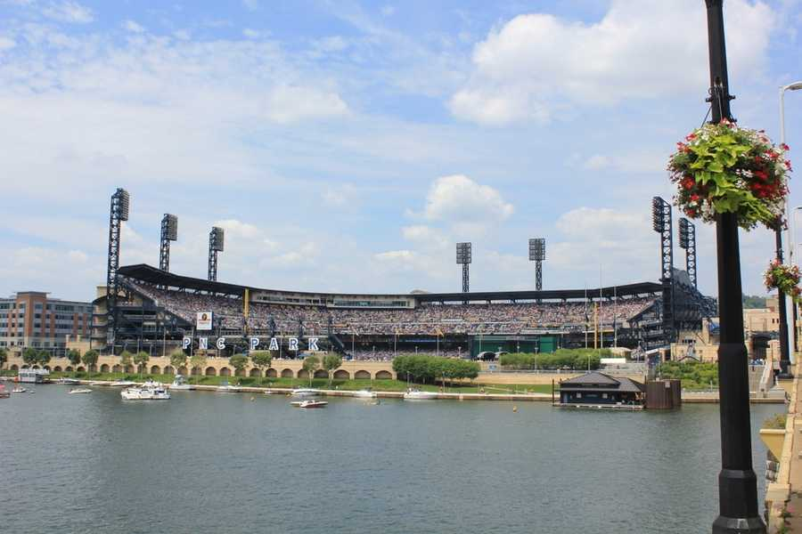 Thousands of Pirates fans packed into PNC Park for the final game against the Miami Marlins. The Buccos were looking to extend their winning streak to five - and sweep the Marlins out of town.