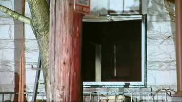 Firefighters found the girl in her bedroom not breathing.