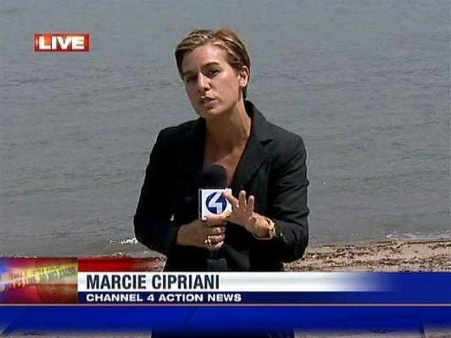 Marcie Cipriani at Mon River