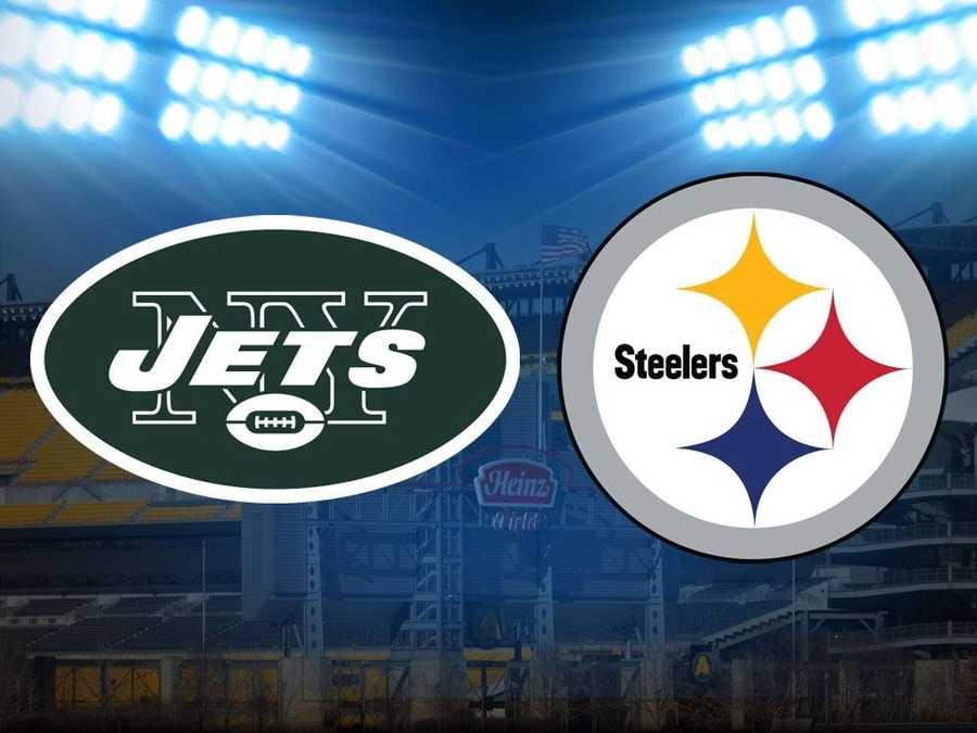 Week 2: Steelers vs. New York Jets, Sept. 16. (FINAL: Steelers 27, Jets 10)