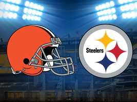 Week 12: Steelers at Cleveland Browns, Nov. 25. (FINAL: Cleveland 20, Pittsburgh 14)