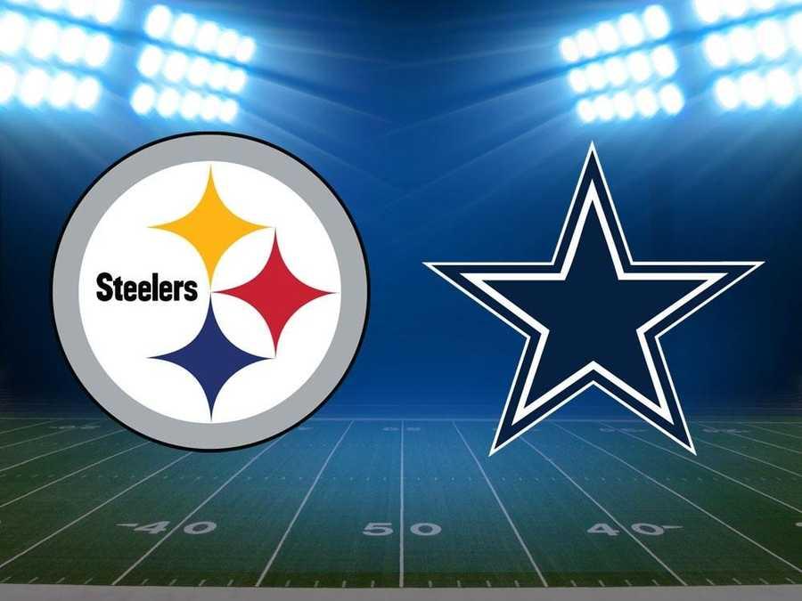 Week 15: Steelers at Dallas Cowboys, Dec. 16. (FINAL: Dallas 27, Pittsburgh 24, OT)