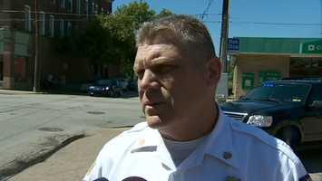 Turtle Creek Police Chief Dale Kraeer