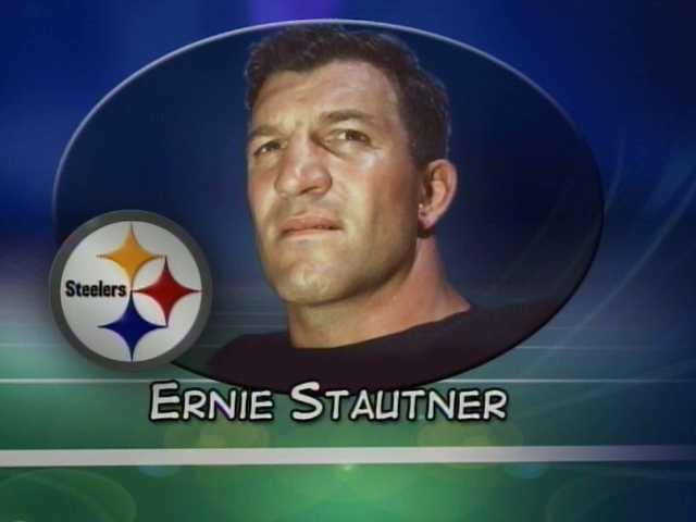Ernie StautnerDefensive TackleClass of 1969
