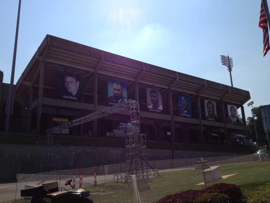 Pro Football Hall of Fame Field at Fawcett Stadium