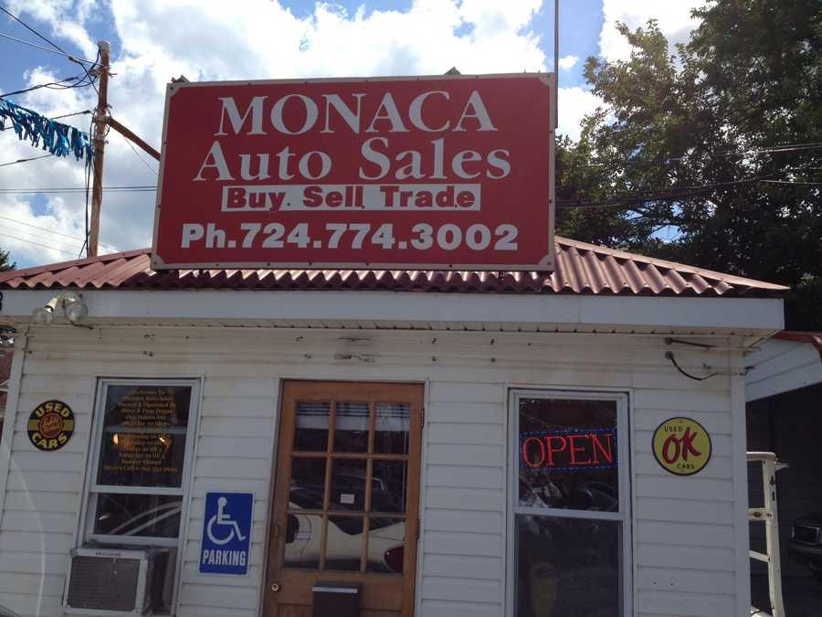 Monaca Auto Sales