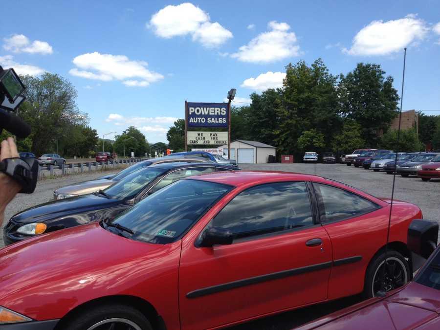Powers Auto Sales