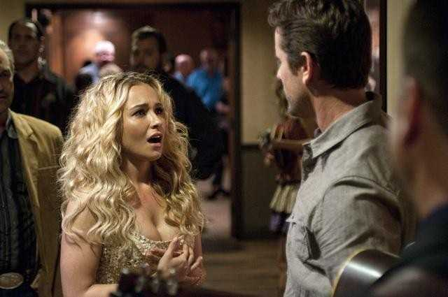 Meet country music's next generation.  Juliette Barnes is sexy, sassy and she's got trouble written all over her.  She's the hottest act in the business and she's not about to let anyone stand in the way of her success.