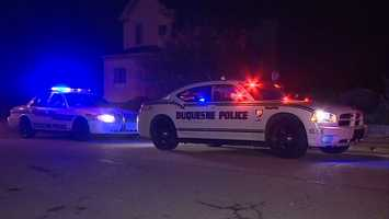 An overnight car chase began in Duquesne and touched several communities and the Parkway East before ending in the city of Pittsburgh.