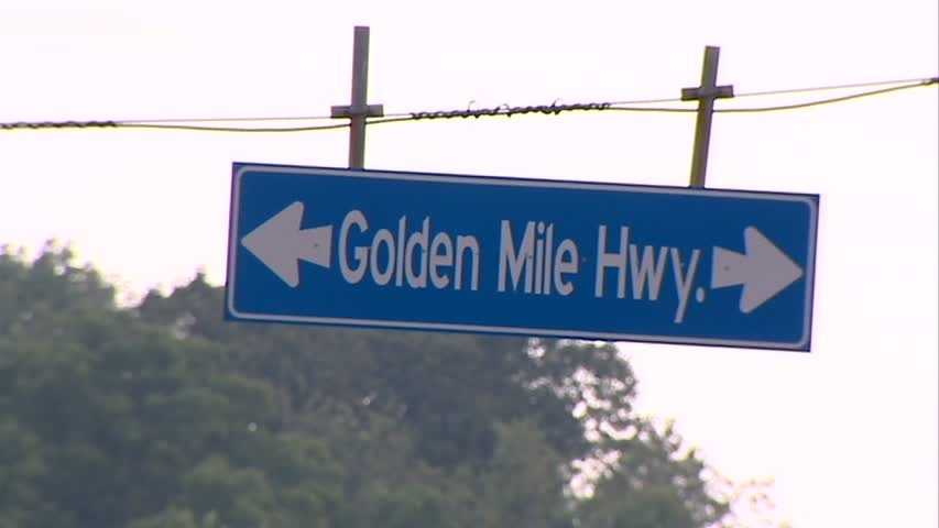 Route 286 (Golden Mile Highway)