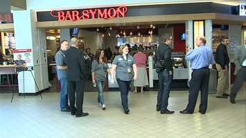 Symon owns several restaurants in the Cleveland area, and Detroit, but this is the first in Pittsburgh.