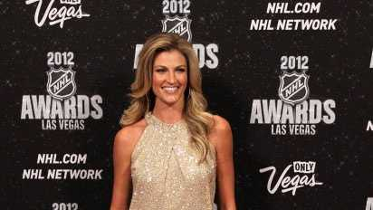 beautiful star arrivals - Erin Andrews
