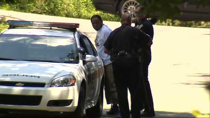 Brandon Bates in custody