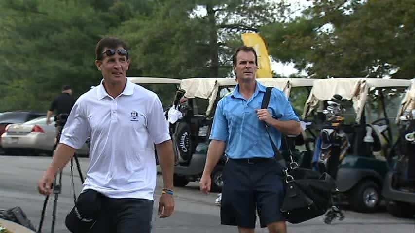 Tony Granato and Bob Errey