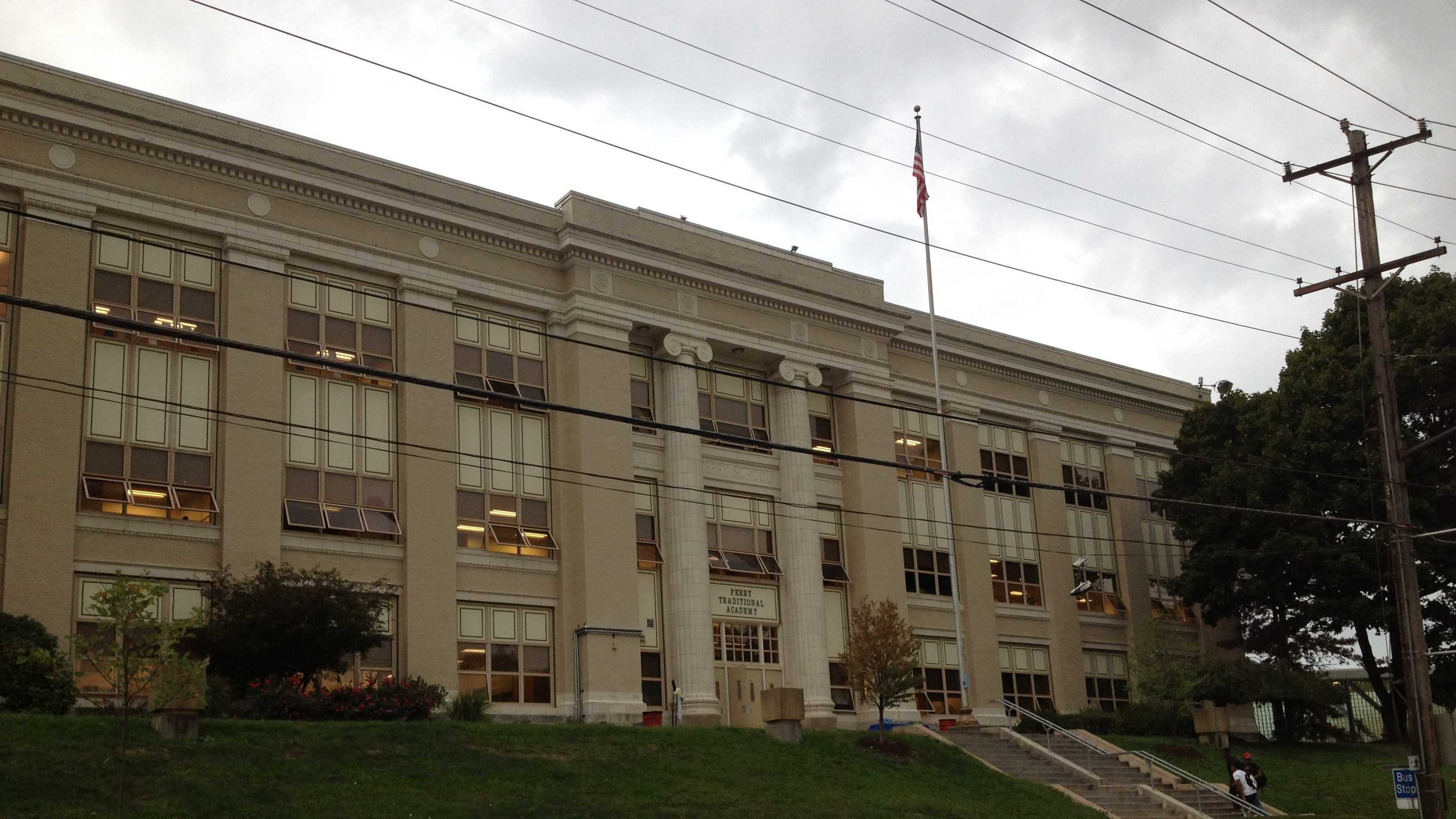 Perry High School on the North Side