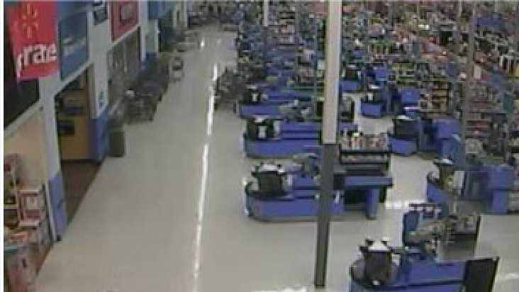 North Versailles Walmart surveillance