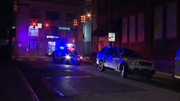 Dormont police on Illinois Avenue