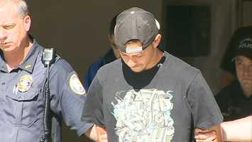 Charles Friedel was arrested.