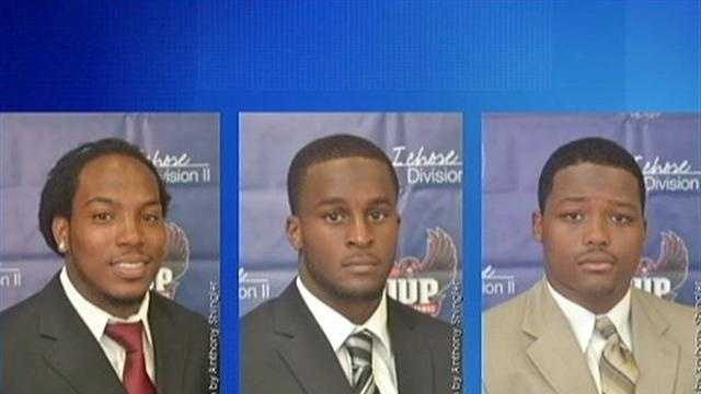 IUP football players arrested