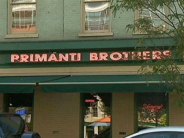 Primanti Brothers in Market Square
