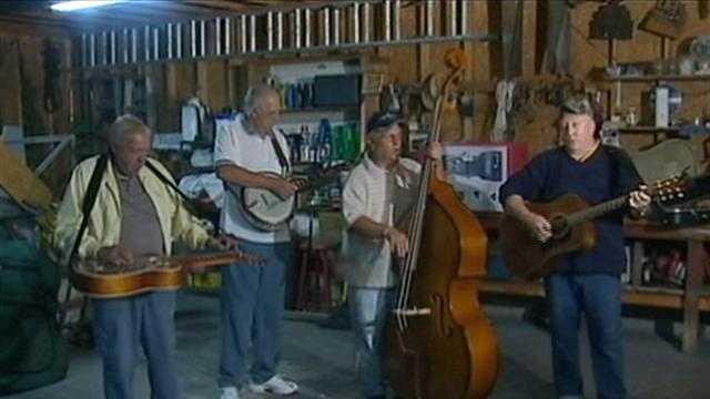Bluegrass Band Battles Cancer
