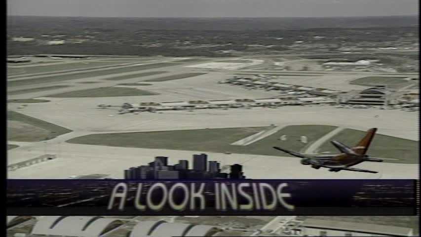 Pittsburgh International Airport, 1992