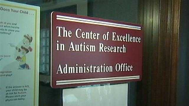 Center of Excellence in Autism Research
