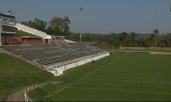 Monessen High School football field