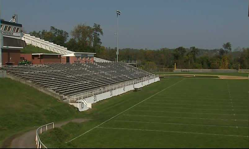 Monessen High School football field