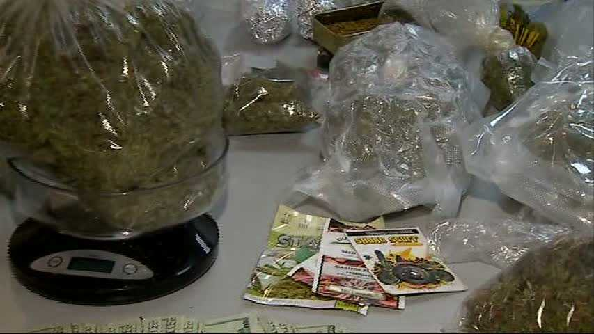 marijuana and seeds