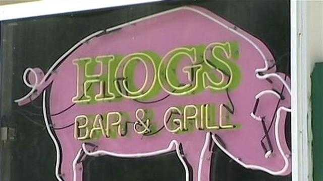 Hog's Bar and Grill