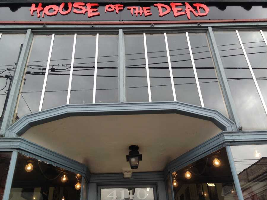 House of the Dead is a new zombie store in Pittsburgh.