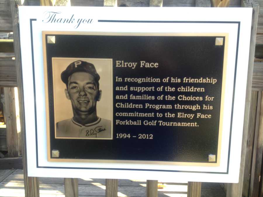 The building that houses the program will now be named the Elroy Face House.
