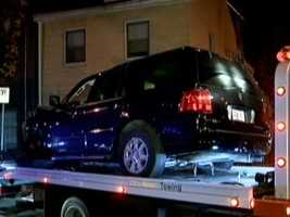 Pittsburgh police said Ta'amu, 22,  was driving an SUV the wrong way on the South Side at about 2:30 a.m. on Oct. 14, 2012.