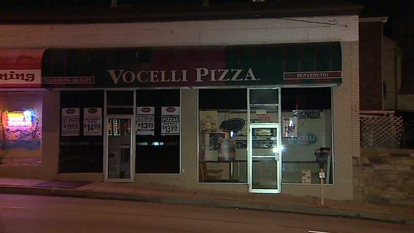 Vocelli Pizza on West Liberty Avenue in Dormont