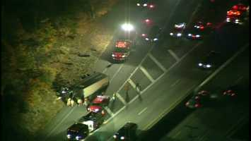 Route 30 crash in Greensburg