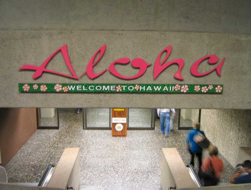 Aloha, Hawaii, you have the lowest risk in the US at 1 in 6,801.