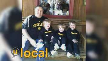 Share your favorite black-and-gold fan photos with u local: Upload them at ulocal.wtae.com or email them to ulocal@wtae.com.
