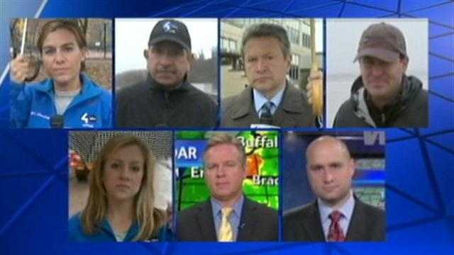 Action News and Weather Watch 4 Team coverage across the region as we prepare for Hurricane Sandy's arrival