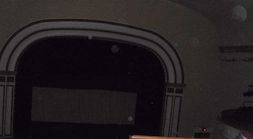 Many investigators believe the orbs are really spirits.
