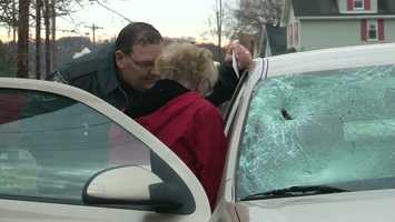 Ellwood City police are handling the crash investigation.