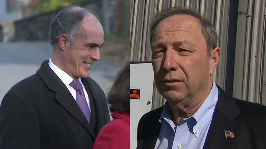 Bob Casey, Tom Smith