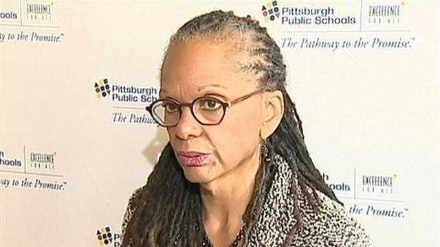 Pittsburgh Public Schools Superintendent Linda Lane