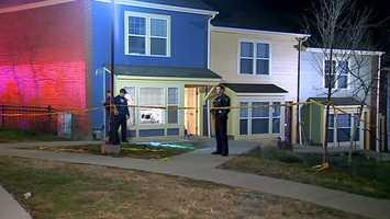 The rapper Tefflon was shot dead on East Hills Drive.