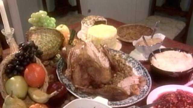 Thankgiving Food Ex