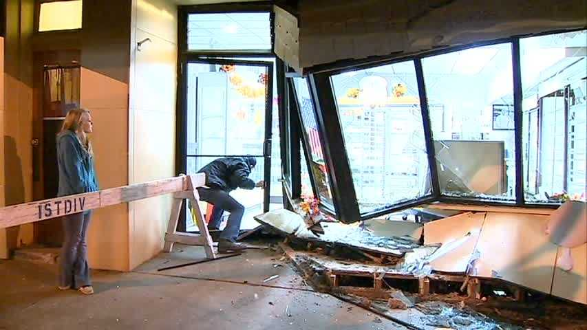 Just days before Thanksgiving, with many orders pending, Schorr Bakery had to close its Pittsburgh city location after a car crashed into the building.
