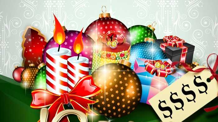 12 days of xmas costs